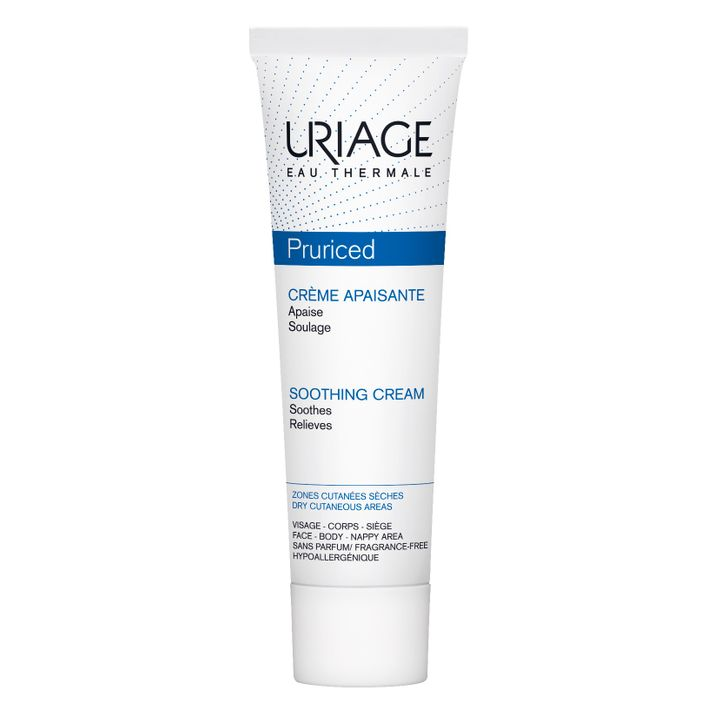 Uriage Pruriced Успокояващ крем за бебета, деца и възрастни х100 мл