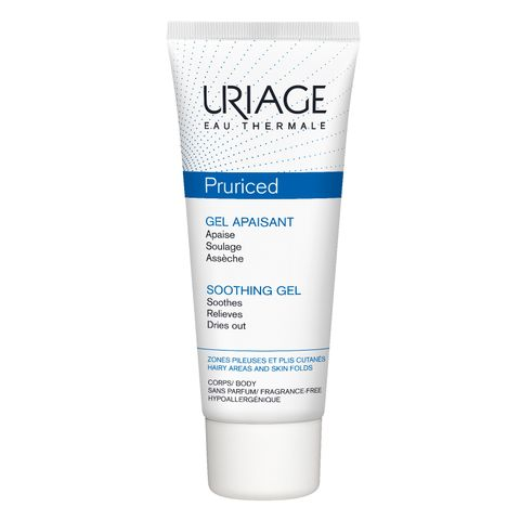 Uriage Pruriced Успокояващ гел за раздразнена кожа x100 мл