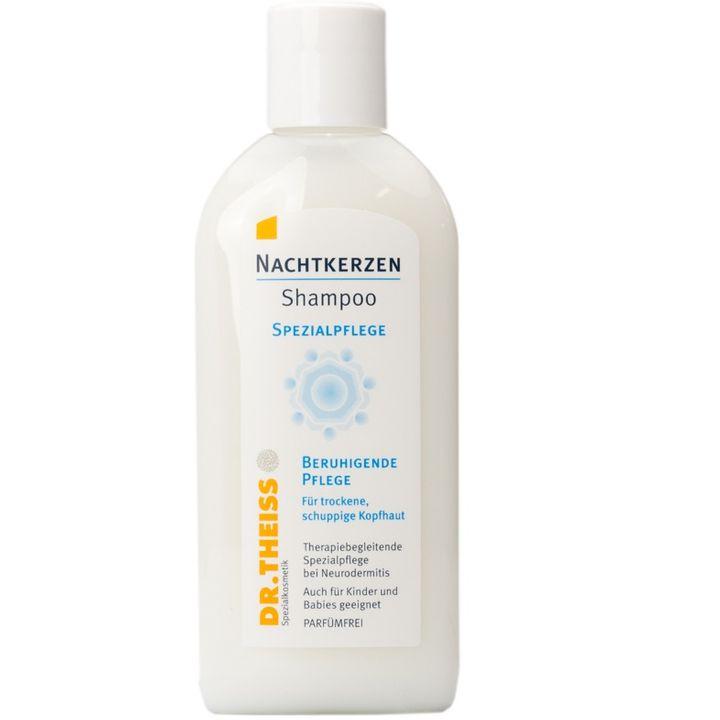 Dr. Theiss Nachtkerzen Шампоан за суха, люспеста и проблемна кожа на главата x200 мл