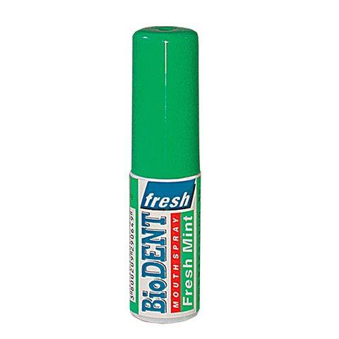 BioDent Fresh Mint Освежител за уста с ментов аромат х15 мл
