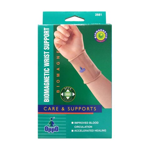 Oppo Care & Supports Биомагнитна ортеза за китка, размер S х1 брой