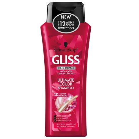 Gliss Ultimate Color Шампоан за боядисана коса x250 мл