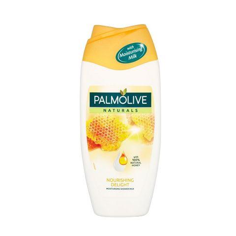 Palmolive Naturals Milk&Honey Овлажняващ душ крем с екстракт от мед и мляко х250 мл