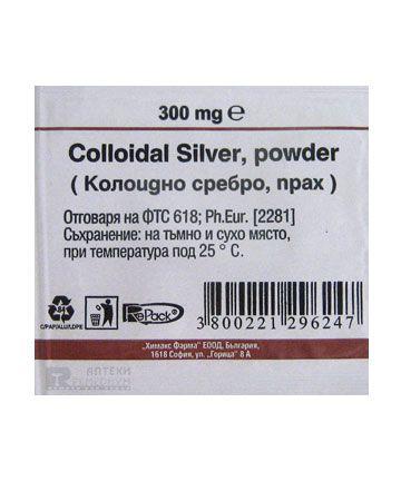Химакс Фарма Коларгол при хрема и синузит х300 мг