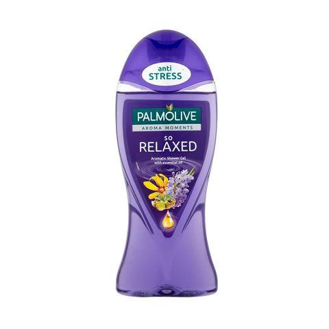 Palmolive Aroma Sensations So Relaxed Релаксиращ душ-гел с етерично масло от лавандула, иланг-иланг и кардамон х250 мл