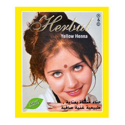 Herbul Индийска къна за коса, цвят Руса х1 брой