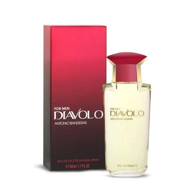 Antonio Banderas Diavolo Тоалетна вода за мъже х50 мл
