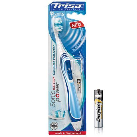 Trisa Sonic Power Complete Protection Електрическа четка за зъби