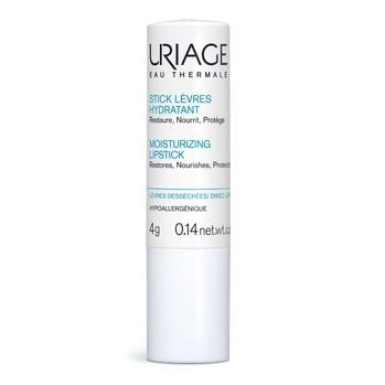 Uriage EAU Thermale Възстановяващ овлажняващ стик за устни x4 г