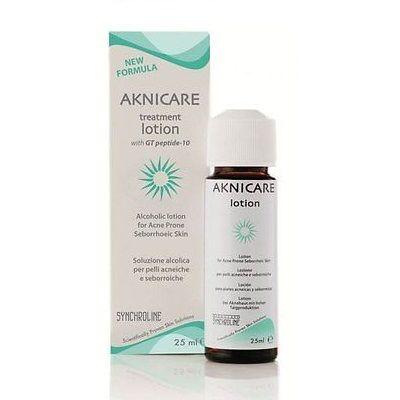 Synchroline Aknicare Лосион за третиране на тежки форми на акне x25 мл