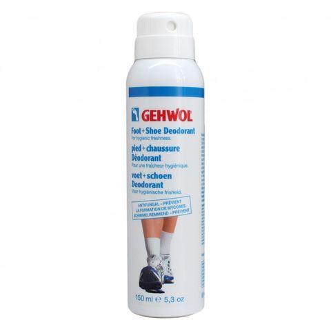 Gehwol Дезодориращ спрей за крака и обувки за ежедневна употреба х150 мл