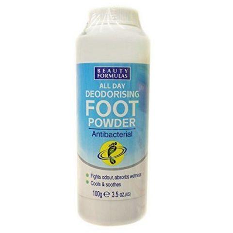 Beauty Formulas Пудра за крака с тройно действие х100 грама