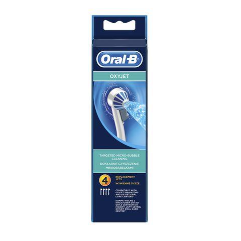 Oral B OxyJet Накрайник за зъбен душ x4 броя