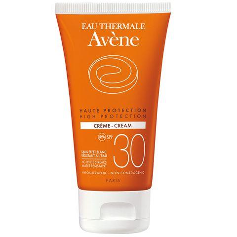 Avene Слънцезащитен крем за лице за чувствителна кожа SPF 30 x50 мл