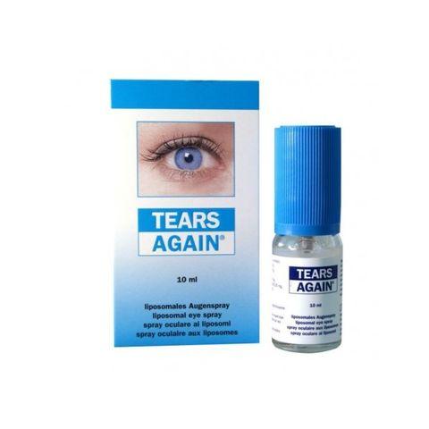 Tears Again Липозомен спрей за очи х10 мл