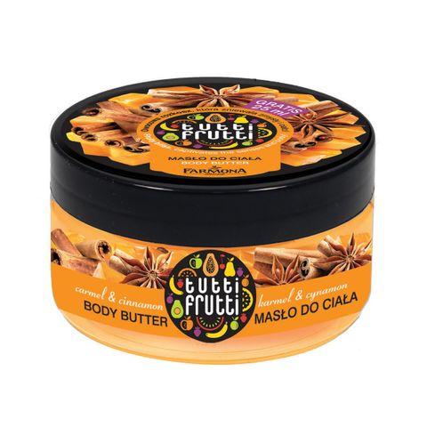Farmona Tutti Frutti Масло за тяло с аромат на канела и карамел х275 мл