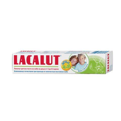 Lacalut Кидс паста за зъби от 4 до 8 г. х50 мл