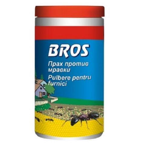Bros Пудра против мравки х100 гр