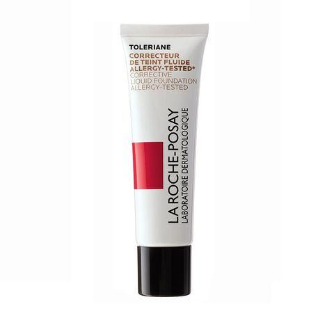 La Roche-Posay Toleriane Teint Коригиращ фон дьо тен флуид за лице за чувствителна кожа SPF25, 16