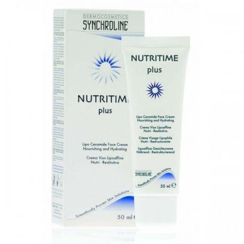 Synchroline Nutritime Подхранващ крем за лице x50 мл