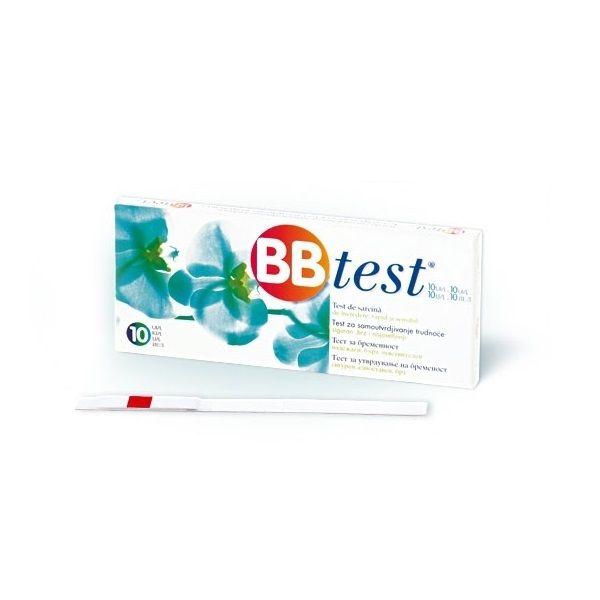 BB-Test Тест с повишена чувствителност за установяване на бременност