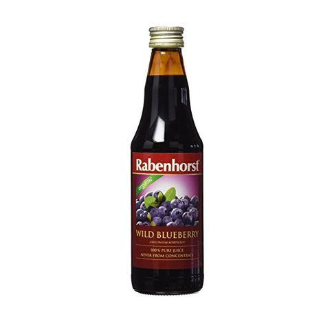 Rabenhorst Био натурален сок от дива синя боровинка х330 мл