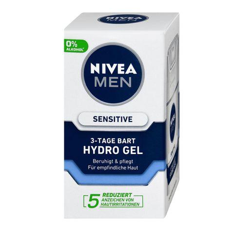 Nivea Men Хидратиращ гел лице за чувствителна кожа за мъже х50 мл
