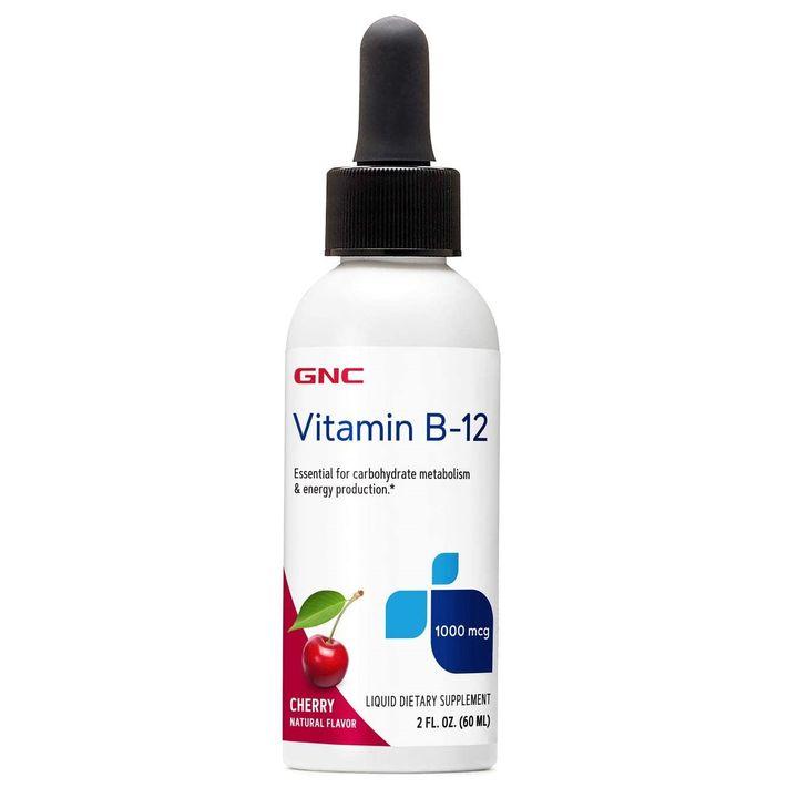 GNC Витамин В12 течен х60 мл