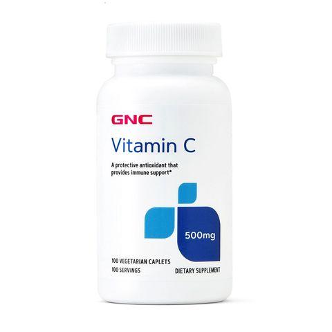 GNC Витамин С 500мг х100 каплети