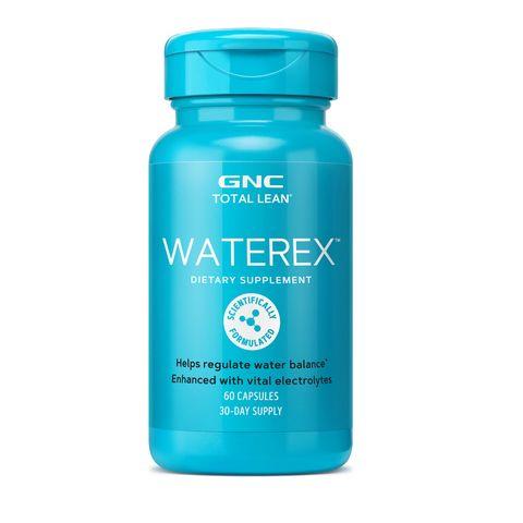 GNC Total Lean Waterex Отводняваща Формула за Отслабване х60 капсули