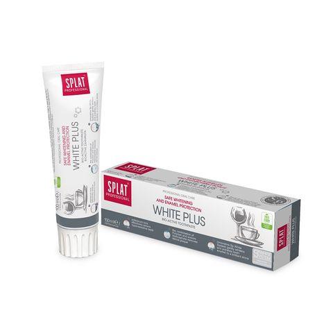 Splat Professional White Plus Избелваща паста за зъби х100 мл