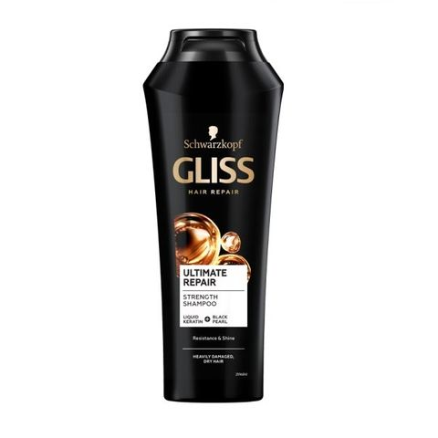 Gliss Ultimate Repair Възстановяващ шампоан за суха коса x250 мл
