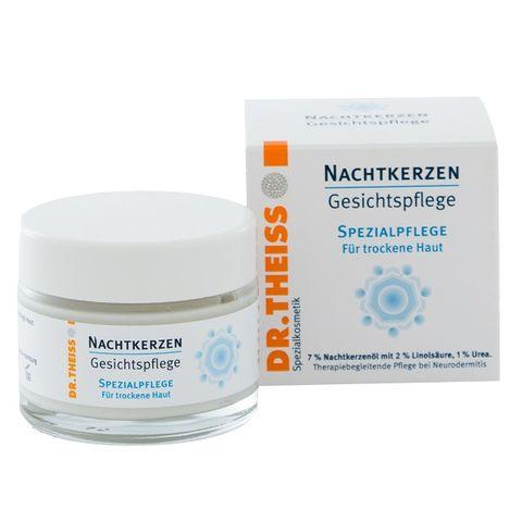 Dr. Theiss Nachtkerzen Крем за лице за суха, чувствителна и проблемна кожа x50 мл
