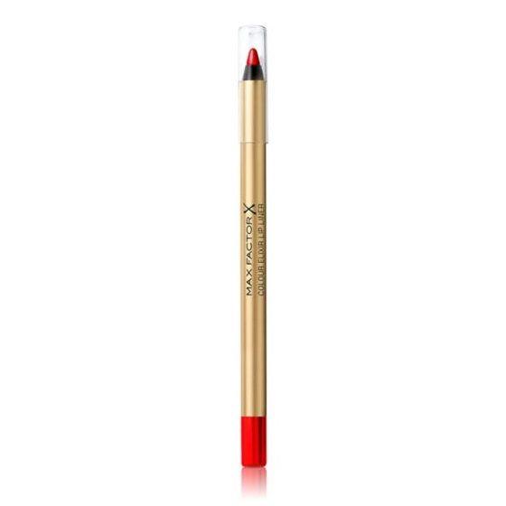 Max Factor Colour Elixir Хидратиращ молив за устни, 10 Red Rush