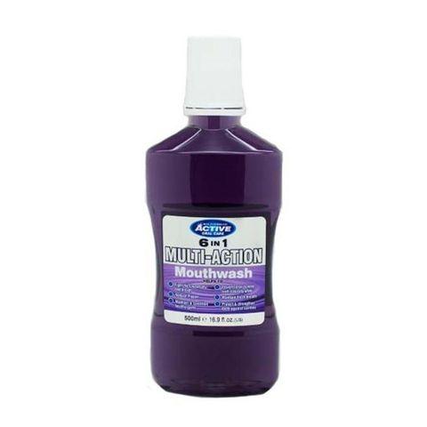 Beauty Formulas Active Освежаваща вода за уста 6в1 х500 мл