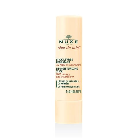 Nuxe Reve de Miel Хидратиращ стик за устни с мед за сухи или увредени устни x4 грама