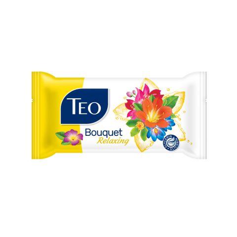 Teo Bouquet Relaxing Сапун с аромат на праскова х75 грама