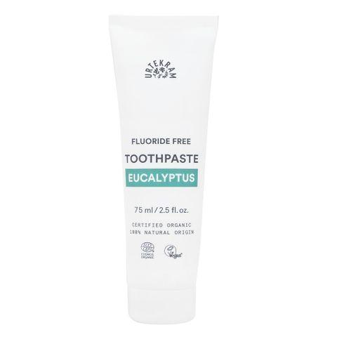 Urtekram Био паста за зъби с евкалипт без флуорид х75 мл