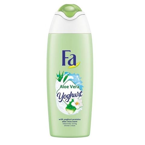 Fa Yoghurt Aloe Vera Душ крем за тяло за жени с алое вера за суха кожа х400 мл