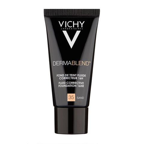 Vichy Dermablend Коригиращ фон дьо тен флуид, 35 Пясък