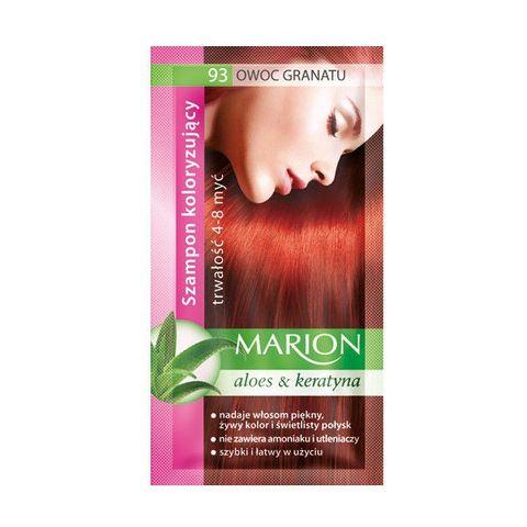Marion Шампоан оцветител с алое вера и кератин, цвят 93