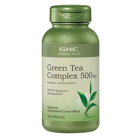 GNC Зелен Чай Комплекс за отслабване х100 вегетариански капсули