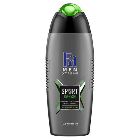 Fa Men Xtreme Sports Душ гел за мъже за коса и тяло х400 мл