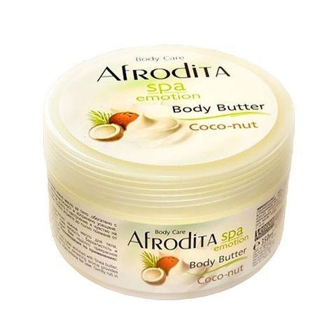 Afrodita SPA Подхранващо масло за тяло с кокос х350 мл