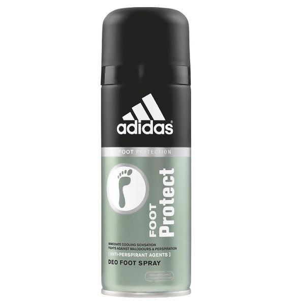 Adidas Foot Protection Дезодориращ спрей за крака х150 мл