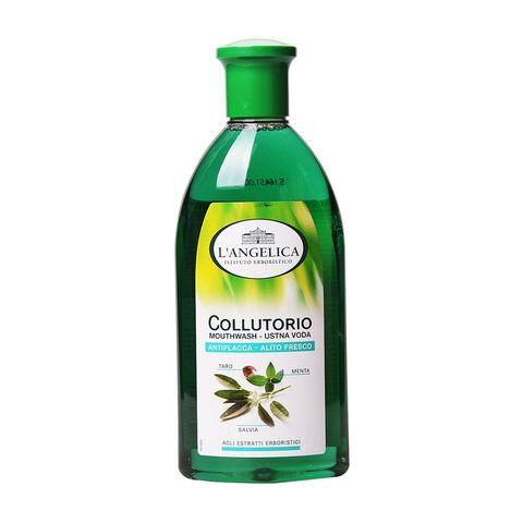 Langelica Вода за уста с растителни екстракти х500 мл