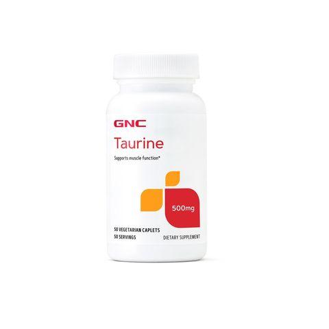GNC Таурин 500мг х50 таблетки