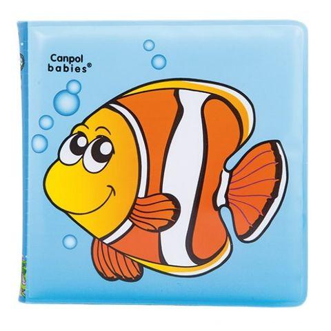 Canpol babies Мека музикална книжка за деца над 6 месеца