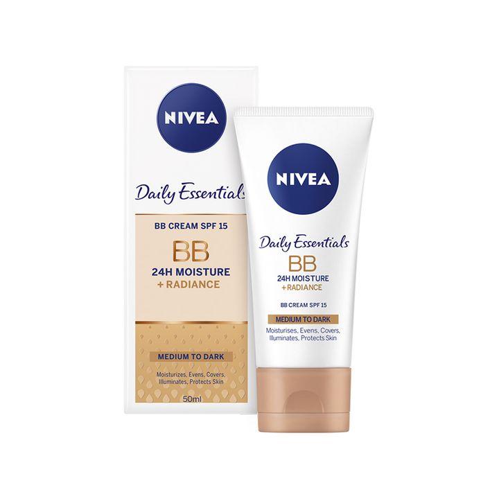 Nivea Essentials Medium BB Крем за 24ч хидратация и равномерен тен х50 мл