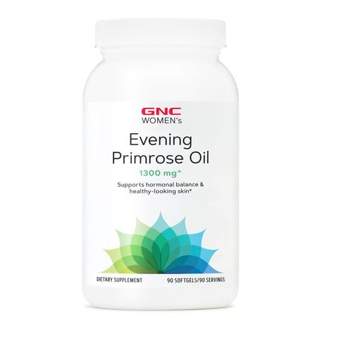 GNC Women's Evening PrimRose Oil Масло от Вечерна Иглика 1300мг х90 капсули
